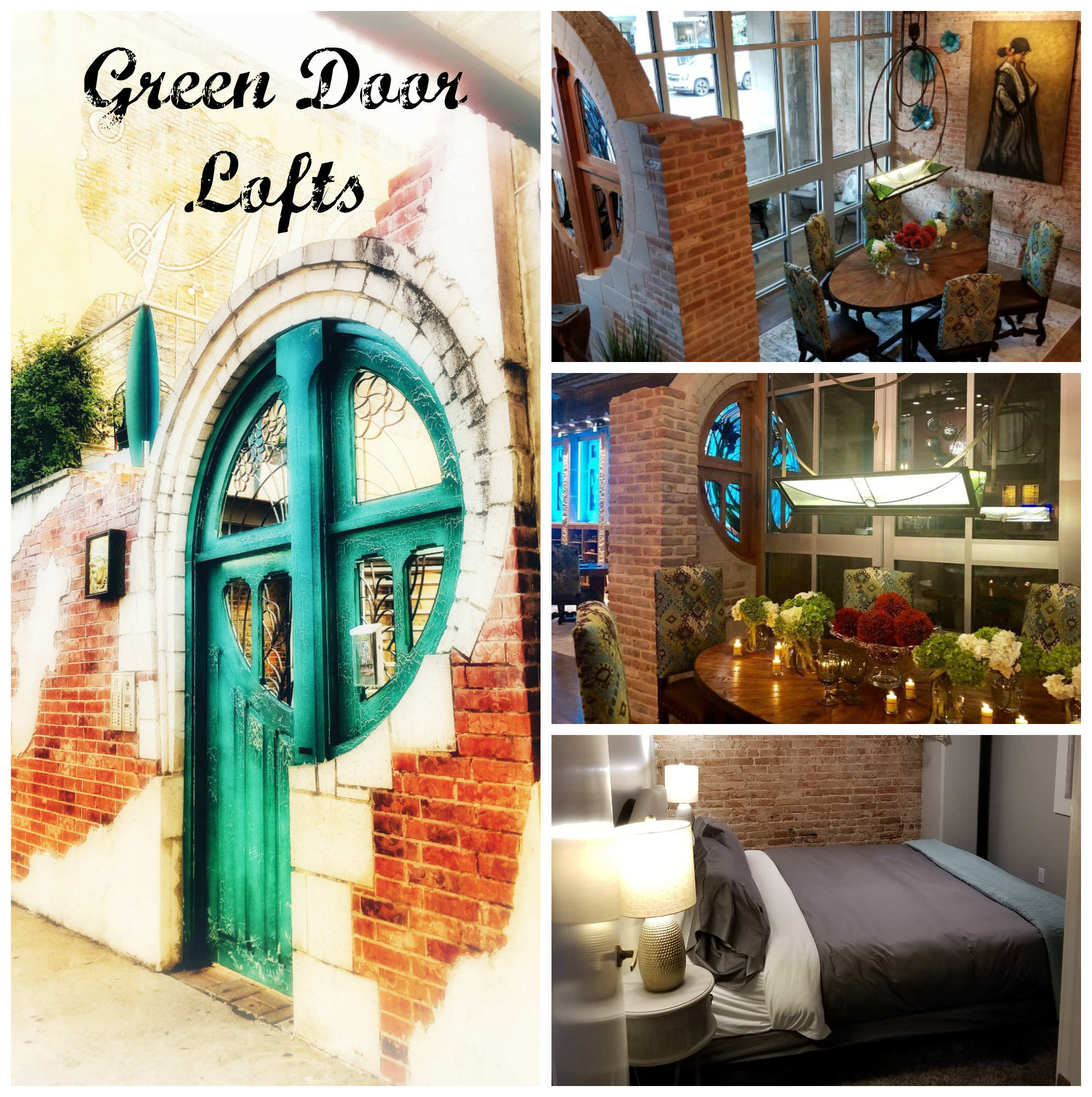 Green Door Lofts Waco