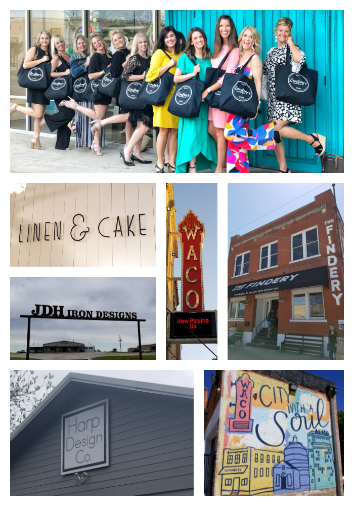 Shop, shopping, in waco, linen and cake, jdh Iron Designs, The Findery, Courtneys, Harp Design Co