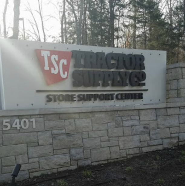 Tractor Supply Company and Nashville