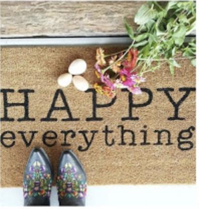 "Choose ""Happy"""