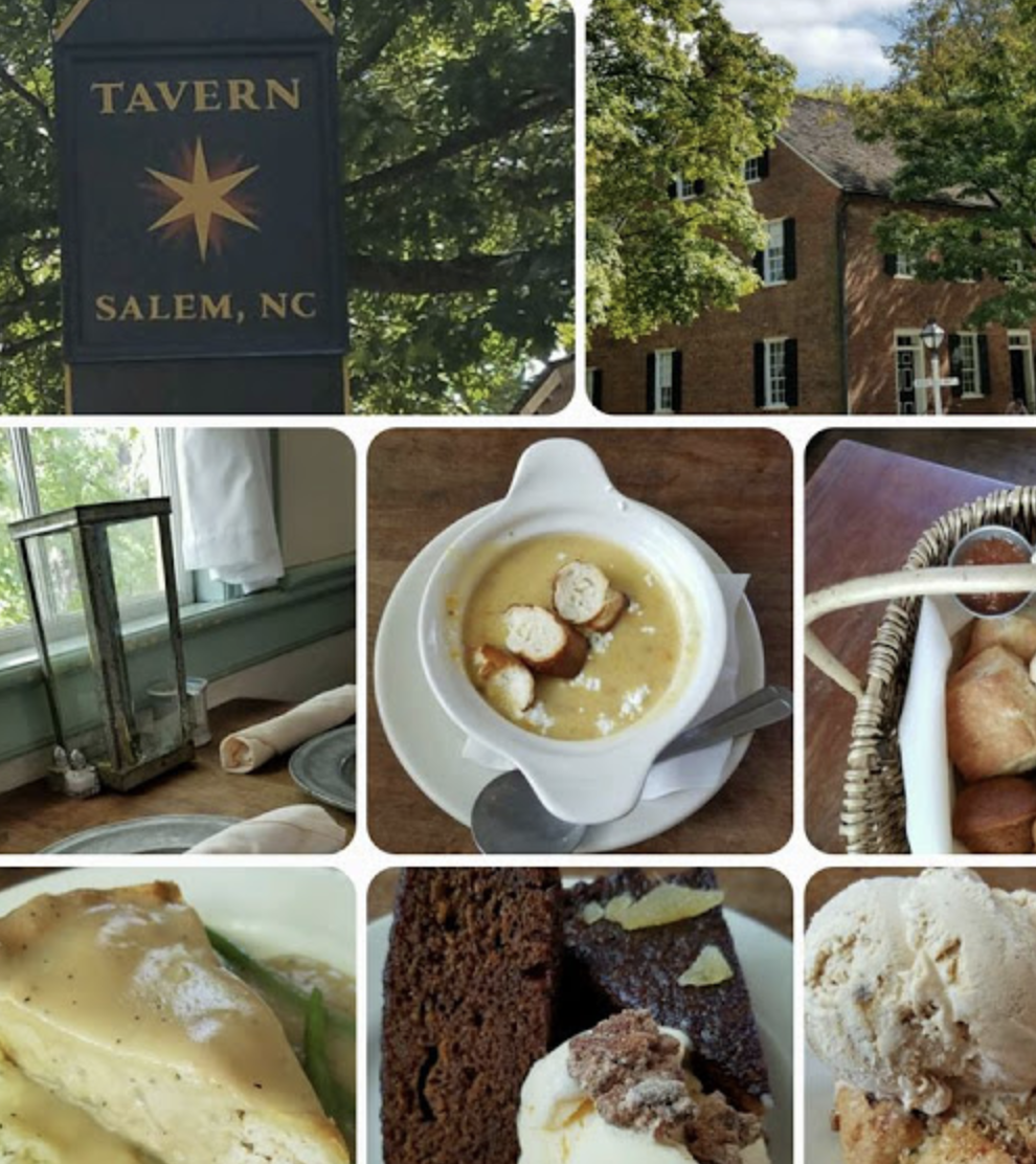 The Tavern- Old Salem, North Carolina