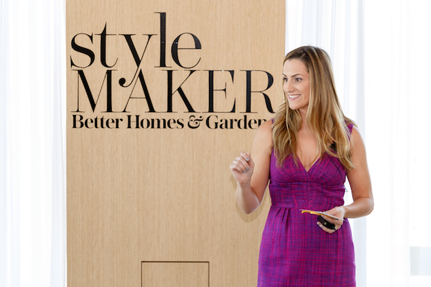 Patty Morrissey at Better Homes and Gardens Stylemaker 2019
